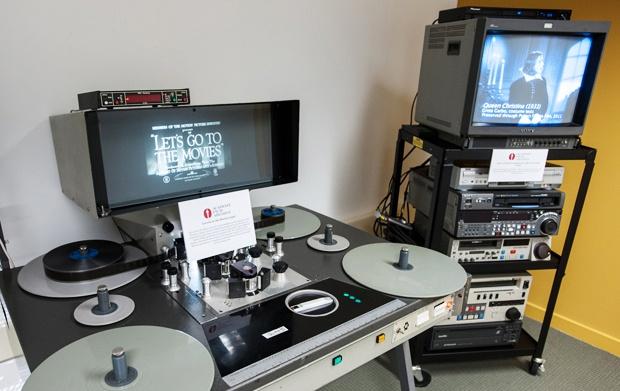 胶片和录像设备
