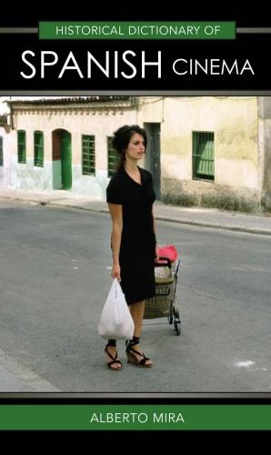 《西班牙电影简史》封面