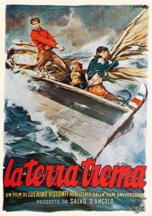 《大地在波动》(La terra trema: Episodio del mare)海报
