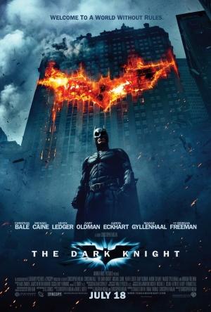 《蝙蝠侠:黑暗骑士》(The Dark Knight)海报