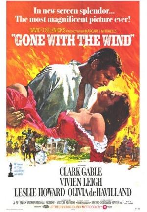 《乱世佳人》(Gone with the Wind)海报