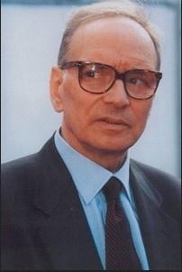 恩尼奥·莫里科内,意大利著名配乐大师,代表作《黄金三镖客》、《海上钢琴师》、《美国往事》