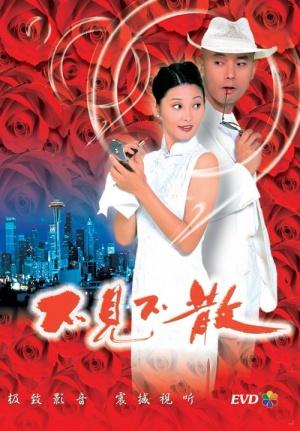 《不见不散》DVD封面