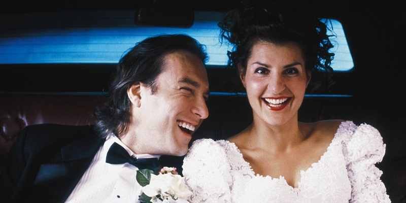 《我的盛大希腊婚礼》(My Big Fat Greek Wedding)剧照