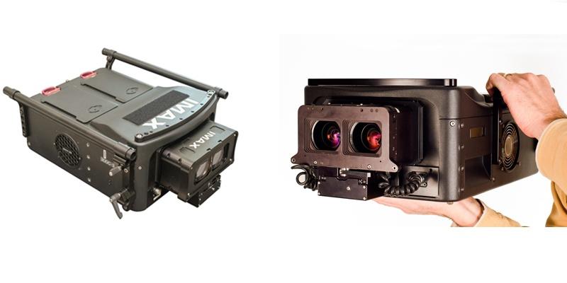 价值千万美元的IMAX 3D数字摄影机
