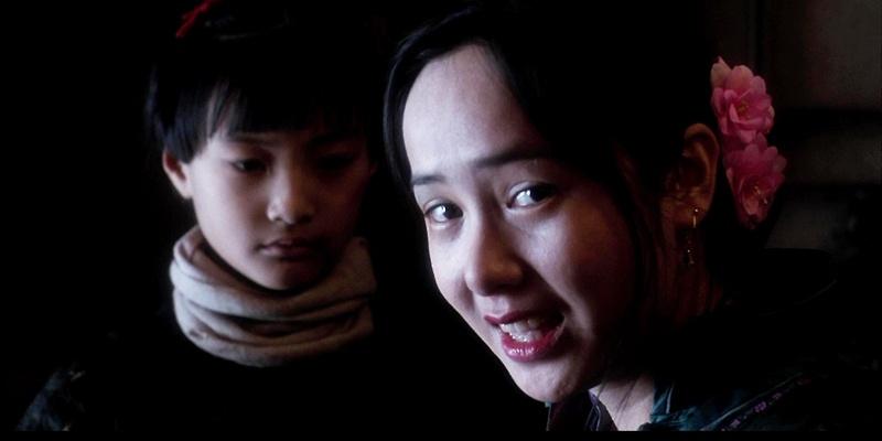 《霸王别姬》影片截图