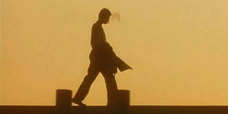 《阳光灿烂的日子》影片截图