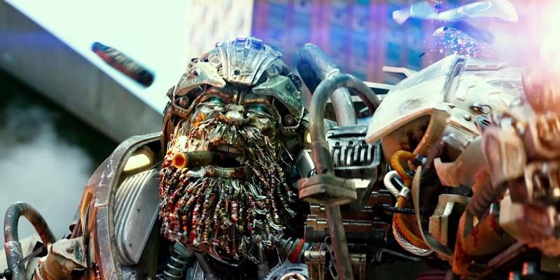 《变形金刚4:绝迹重生》(Transformers Age of Extinction)预告片高清图片
