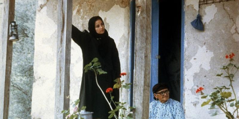 《橄榄树下的情人》(Zire darakhatan zeyton)剧照