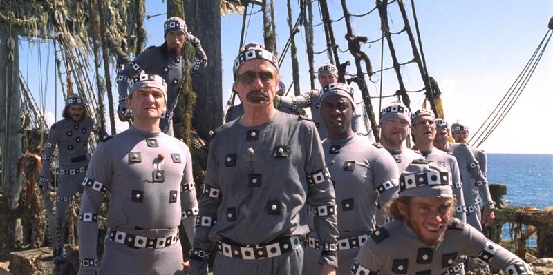 《加勒比海盗2:聚魂棺》首次采用工业光魔的iMoCap技术,将动作捕捉搬到了拍摄现场