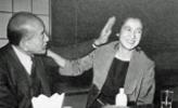 银幕搭档情史(一):小津安二郎与原节子似有还无的情愫