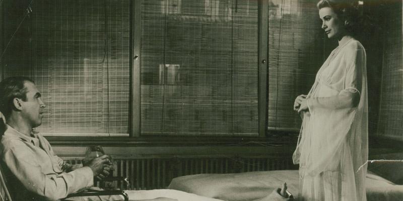 《后窗》(Rear Window)剧照