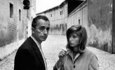 银幕搭档情史(二):安东尼奥尼与莫妮卡·维蒂,一场无痕情事