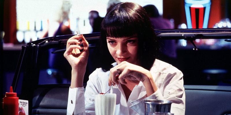 《低俗小说》乌玛·瑟曼饰演的米娅,已经成为影迷心中的经典