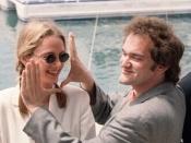 银幕搭档情史(三):昆汀与瑟曼的暧昧关系