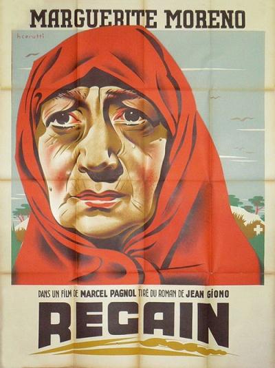 《再生草》(Regain)海报