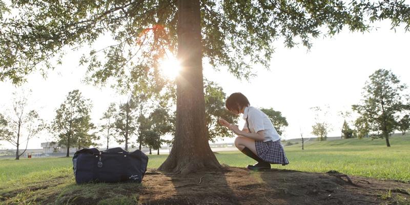 上届日本视点奖获奖影片《铊少女的毒杀日记》剧照