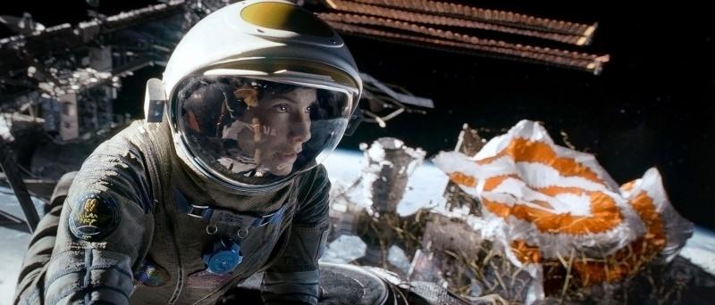 《地心引力》获得2014年奥斯卡最佳视觉效果奖