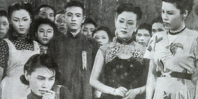 《一江春水向东流》剧照