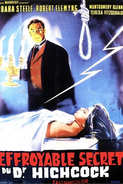 《海考克医生的骇人秘密》海报
