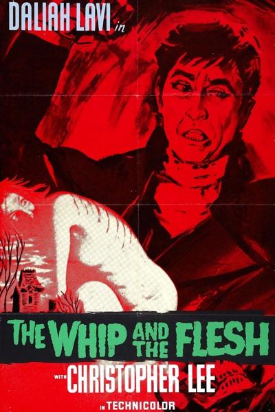 《鞭子与肉体》海报