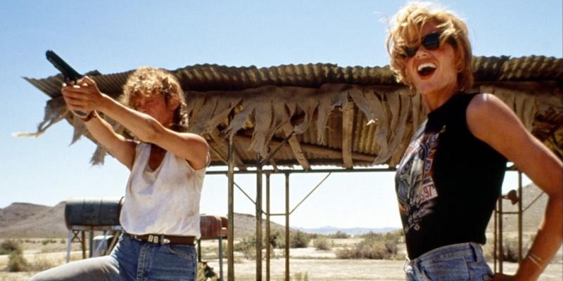 《普罗米修斯》导演雷德利·斯科特早期作品《末路狂花》是公路片的佳作