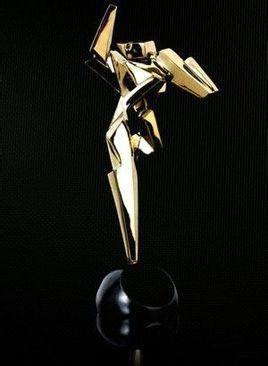 亚洲电影大奖奖杯造型
