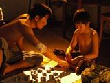 导演谭家明、影评人罗卡对谈《父子》