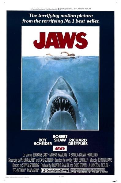 斯皮尔伯格电影《大白鲨》