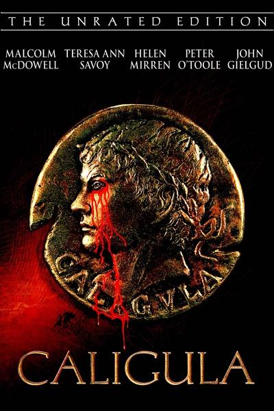 《罗马帝国艳情史》(卡里古拉)海报
