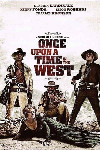 《西部往事》海报