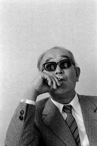 《罗生门》导演、日本电影大师黑泽明