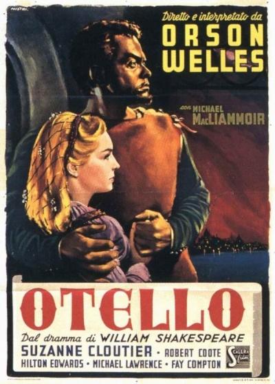 《奥赛罗》电影海报