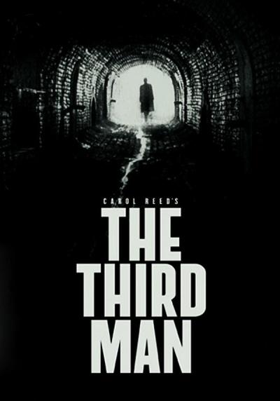 《第三人》电影海报