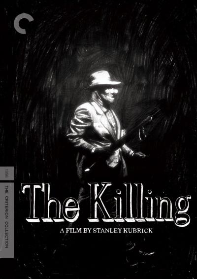 《杀手》标准电影DVD封面