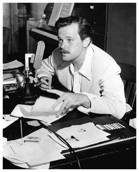 奥逊·威尔斯 Orson Welles