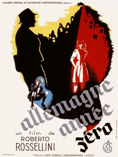《德意志零年》海报