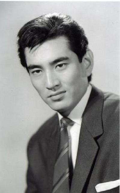 日本著名演员高仓健,2014年11月10逝世