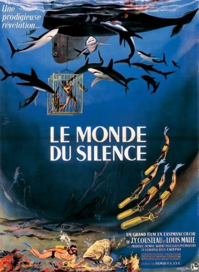 《沉默的世界》电影正式海报