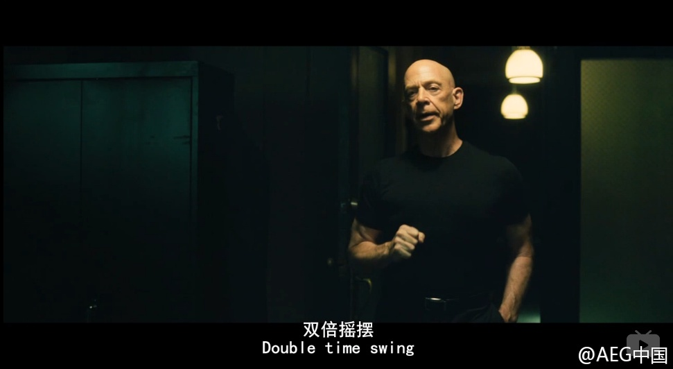 Double Time Swing相关剧情截图