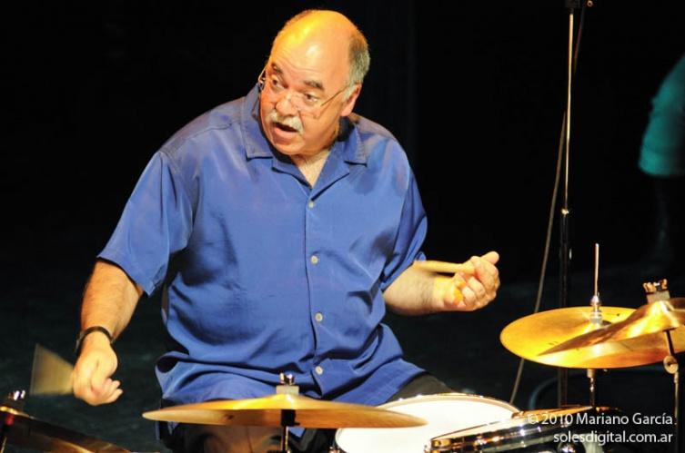当今顶尖爵士鼓手 Peter Erskine (彼得·厄斯金)