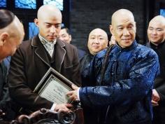 王学圻:为《梅兰芳》学京剧三个多月