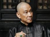 王�W圻做客《非常道》4:香港演�T很能吃苦 �x霆�h五天不卸�y
