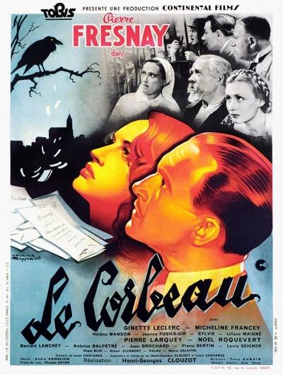 《乌鸦》电影正式海报
