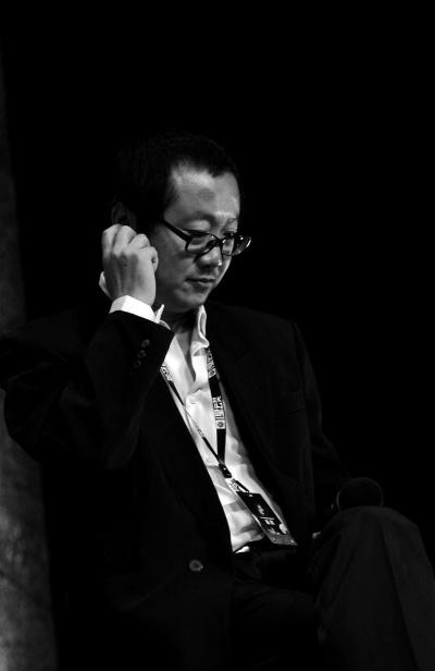 科幻小说作家、《三体》小说作者刘慈欣