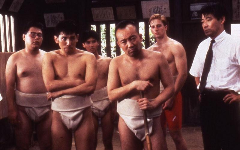 《五个相扑的少年》剧照