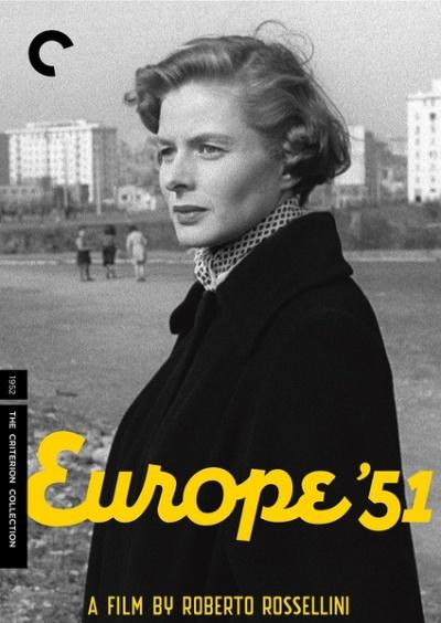 《一九五一年的欧洲》(《欧洲51年》)CC版封面
