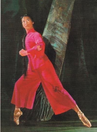 1971年版《红色娘子军》剧照