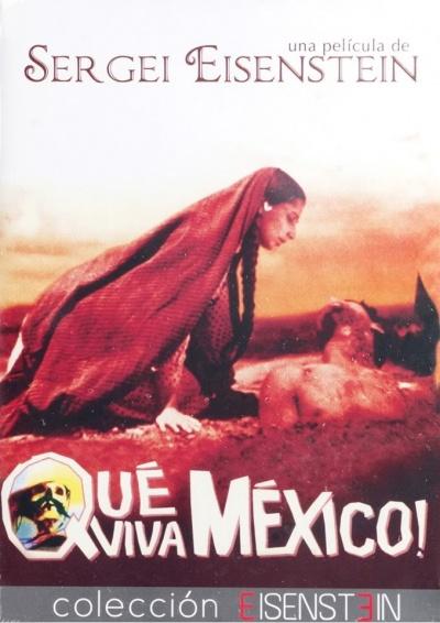 前苏联《墨西哥万岁》海报