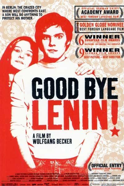 《再见列宁》海报